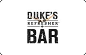 >Duke's Refresher Bar