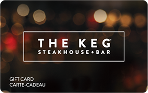 >The Keg Steakhouse