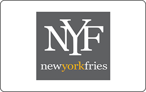 >New York Fries