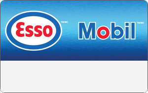 >Esso and Mobil