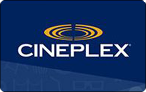 >Cineplex Admit One
