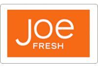 >Joe Fresh